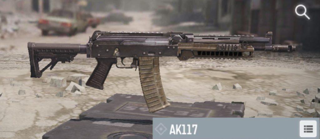 АК117