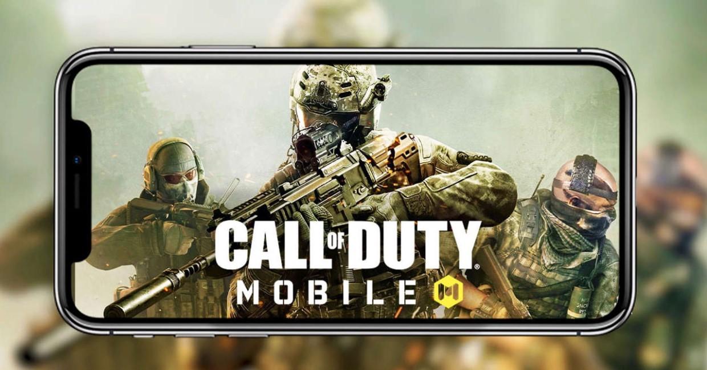 Call of Duty Mobile на мобильных устройствах