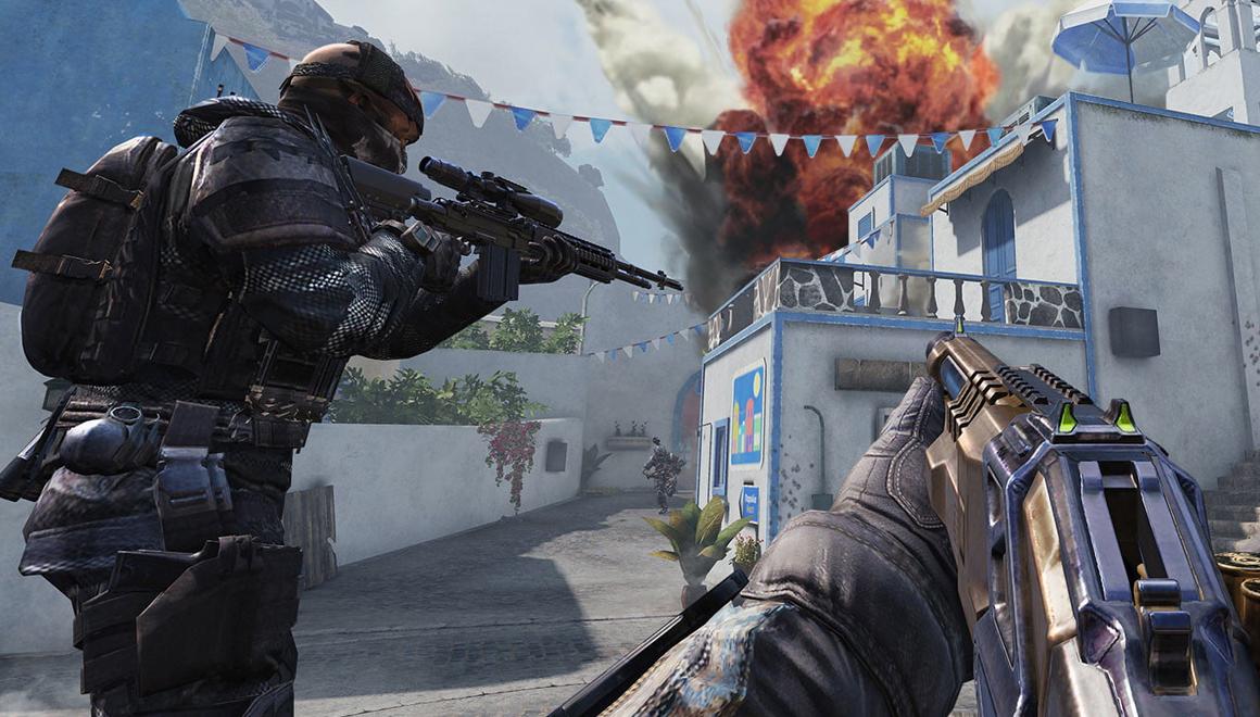 Call of Duty Mobile не скачивается