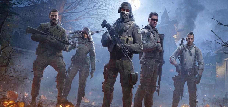 Call of Duty Mobile режим зомби