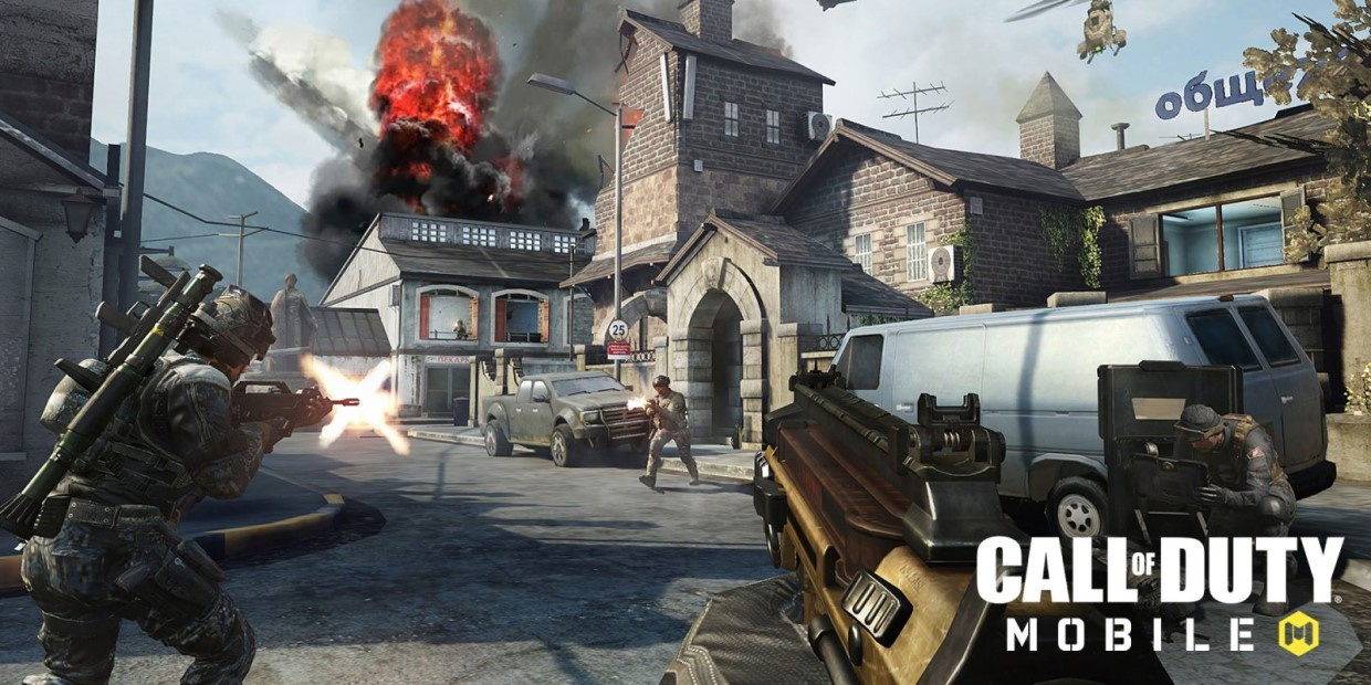 Call of Duty Mobile скриншот