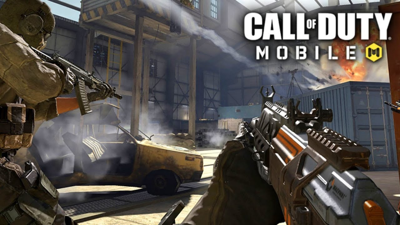 Эмуляторы Call of Duty Mobile