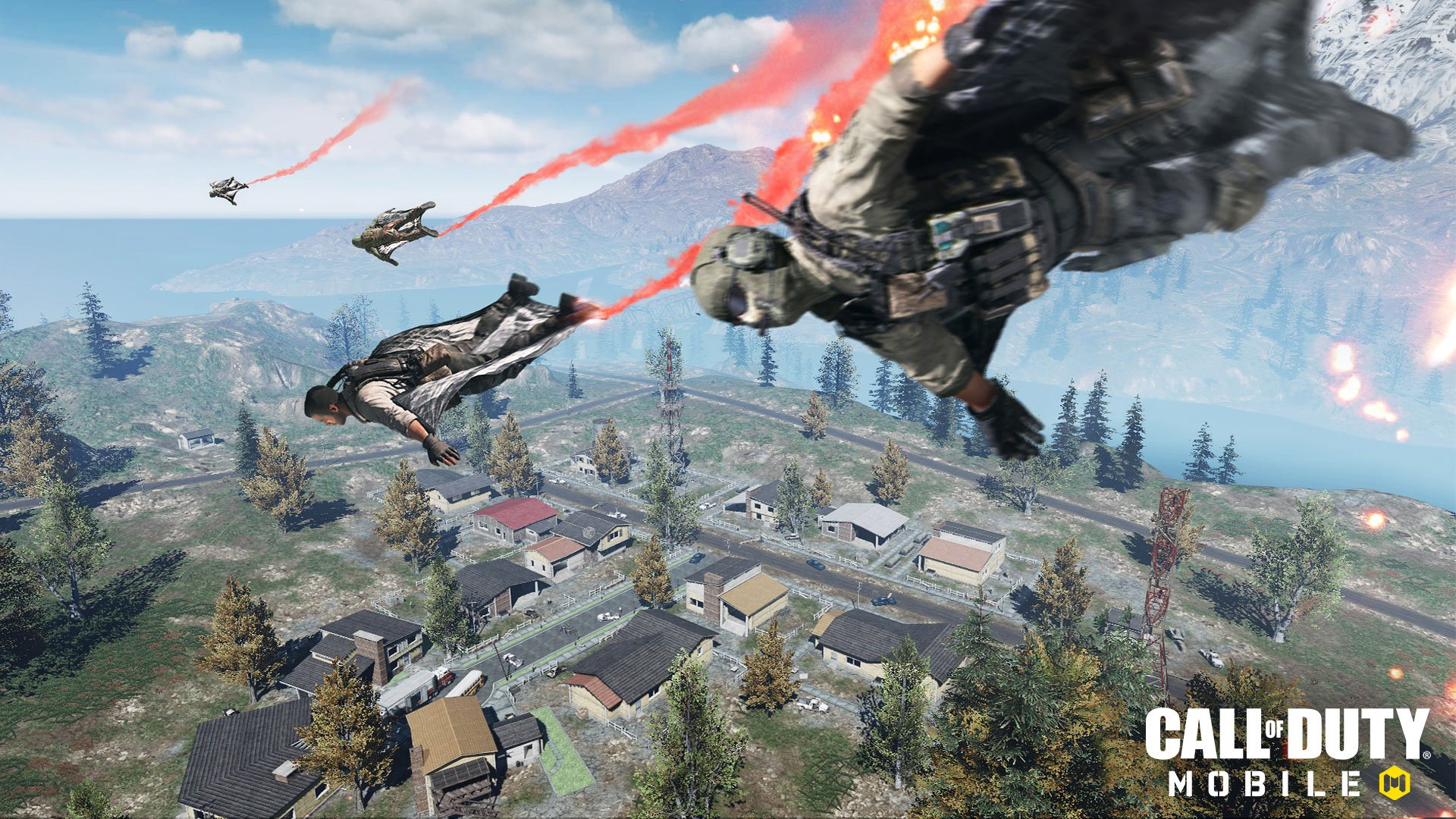 Королевская битва в Call of Duty Mobile