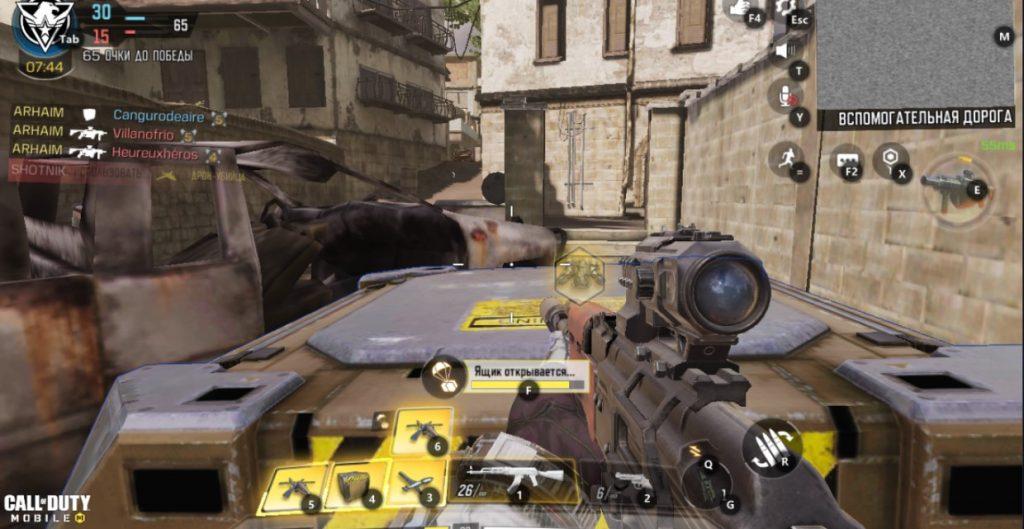 Получение Голиафа в Call of Duty Mobile