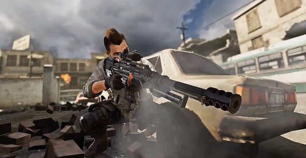 Четвертый сезон Call of Duty Mobile