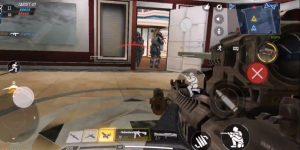 Скольжение в Call of Duty Mobile