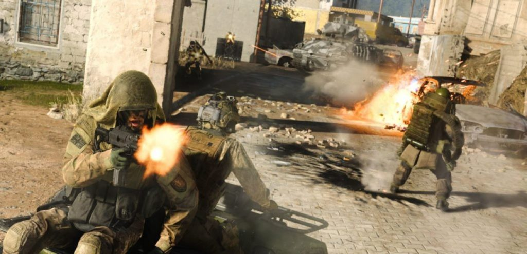 Call of Duty Warzone вылетает