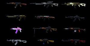 Оружие в CoD Warzone