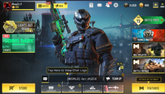 РЕДКИЙ АККАУНТ Call Of Duty MOBILE — 10000+ РЕЙТИНГ, Скин на Locus который есть только у 5% игроков