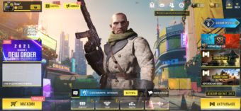 Аккаунт Call of Duty mobile