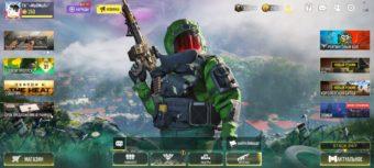Супер аккаунт с кучей эпического оружия и персонажами