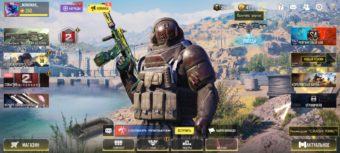 Продам прокачаный, олдовый аккаунт Call of Duty Mobile